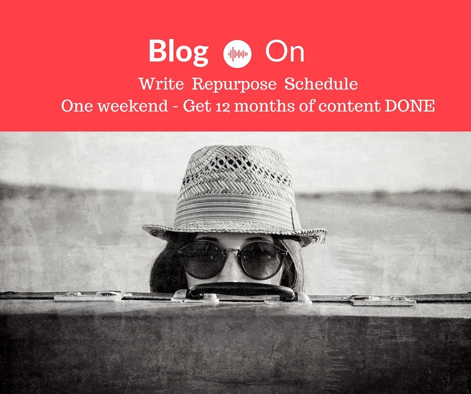 Blog writing services online