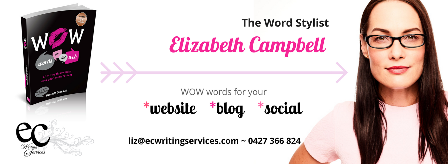 EC Writing Services - Content writing for businesses who want  to look good online through WOW words – 0427 366 824
