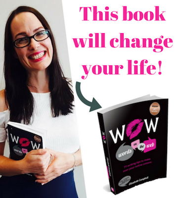 Learn how to write online content that rocks and gets results, EC Writing Services, Elizabeth Campbell - Social MEdia SOS content writing challenge