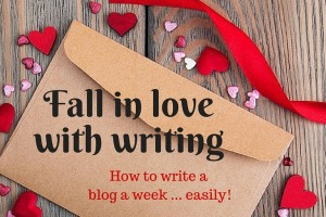 How to write a blog a week - EC Writing Services Elizabeth Campbell
