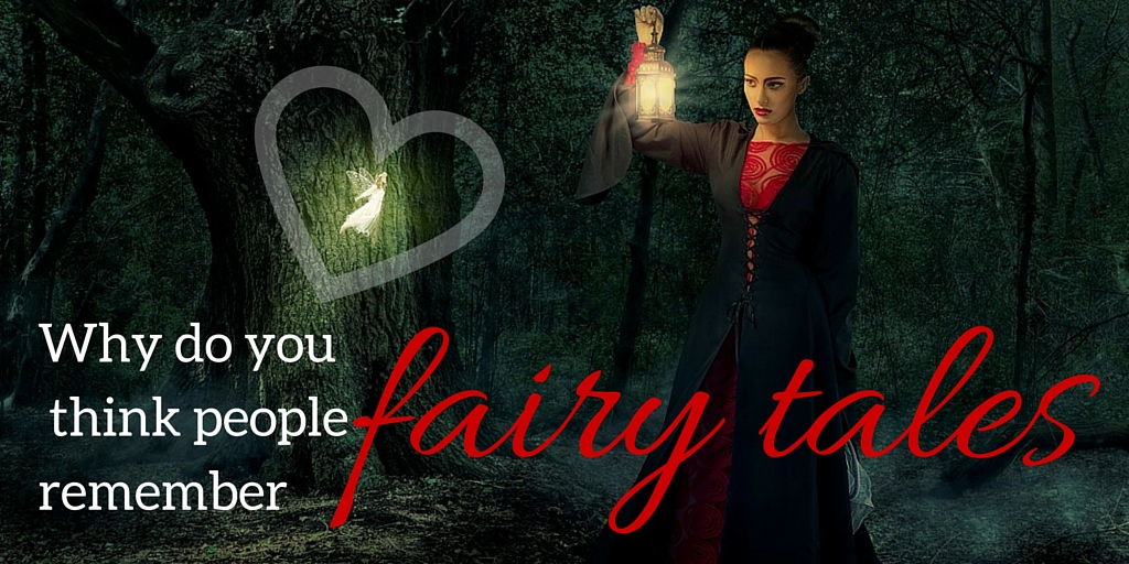 EC Writing Services - Why do you think people remember fairy tales? Story telling is key to your content