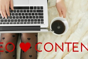 SEO loves Content - Elizabeth Campbell EC Writing Services