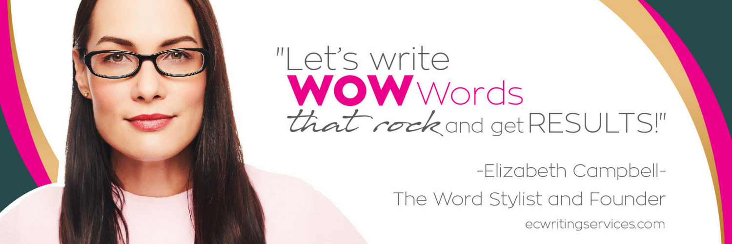 EC Writing Services - Transform your business and your life through the power and beauty of words – 0427 366 824