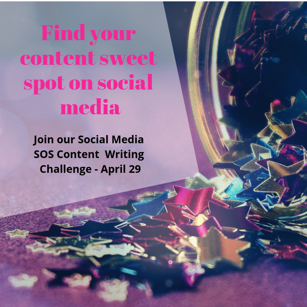 Social Media Content Writing Challenge - for online content success