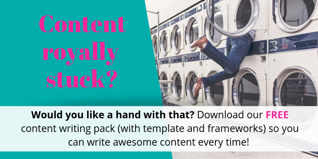 Get your free content writing pack here! Click the image!