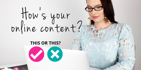 Free content writing pack - It's time to up your content game and be consistent, writes Elizabeth Campbell