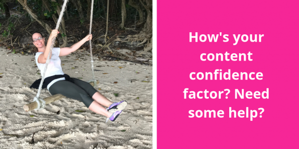 Are you content confident to get your product out there??
