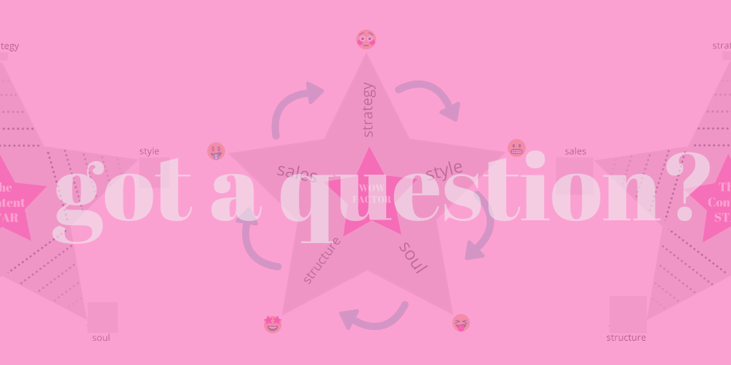 Content writing questions with liz campbell