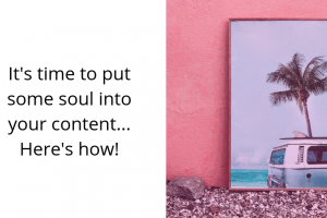 How to write meaningful content