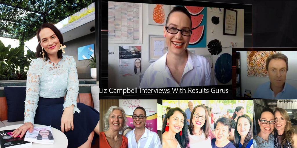 Meet the wow team with Liz Cmapbell