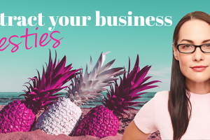 Attract your business besties - EC Writing Services