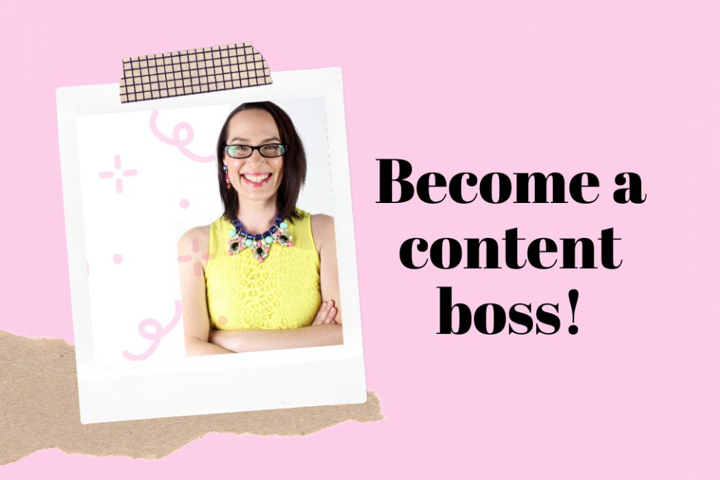 Organised Content: Writing awesome content that doesn't take up so much time.