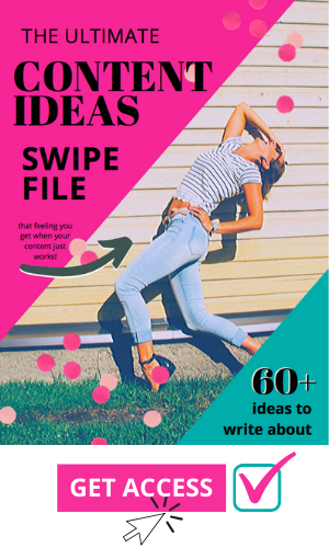 The Ultimate Content Ideas Swipe File