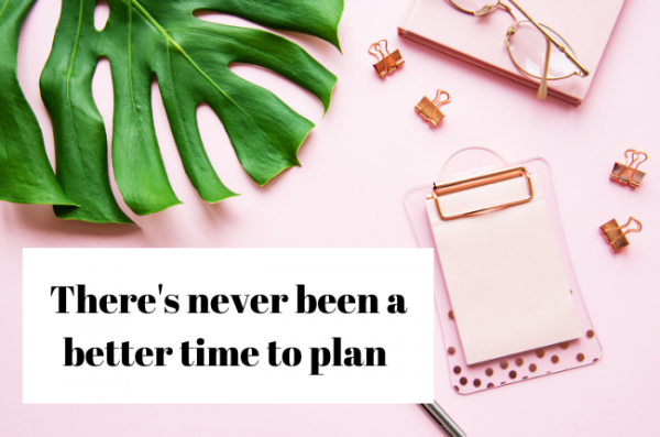 Planning your content EC Writing Services blog May 6 2020