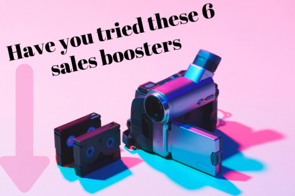 6 Online Marketing Tactics to Increase Your Sales | EC Writing Services