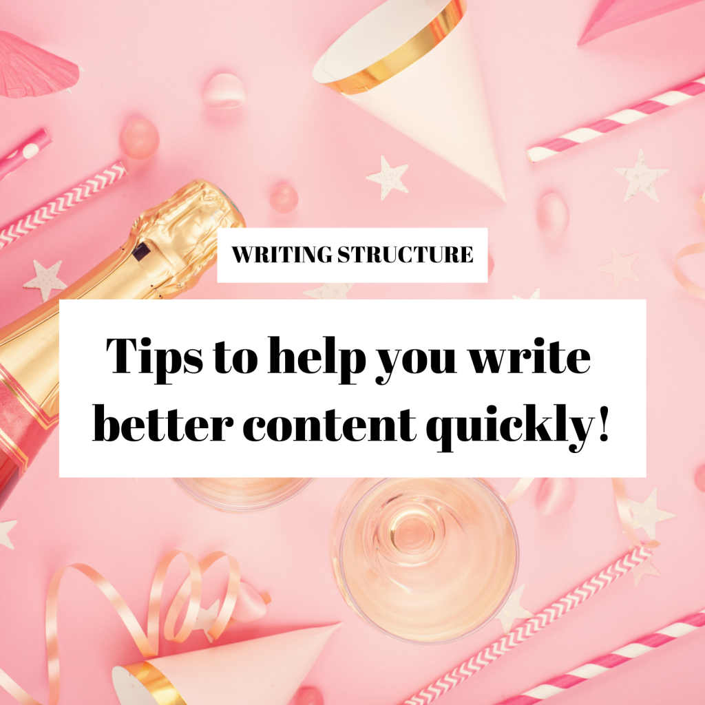 Tips to write quickly - Wow Words Membership