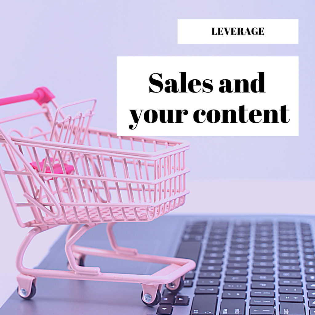 Get more sales from your content - Wow Words Membership