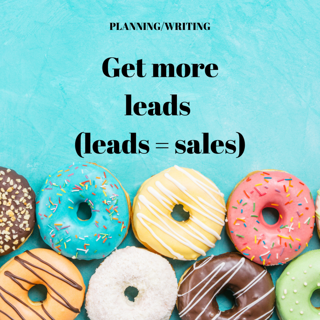 Get more leads - Wow Words Membership