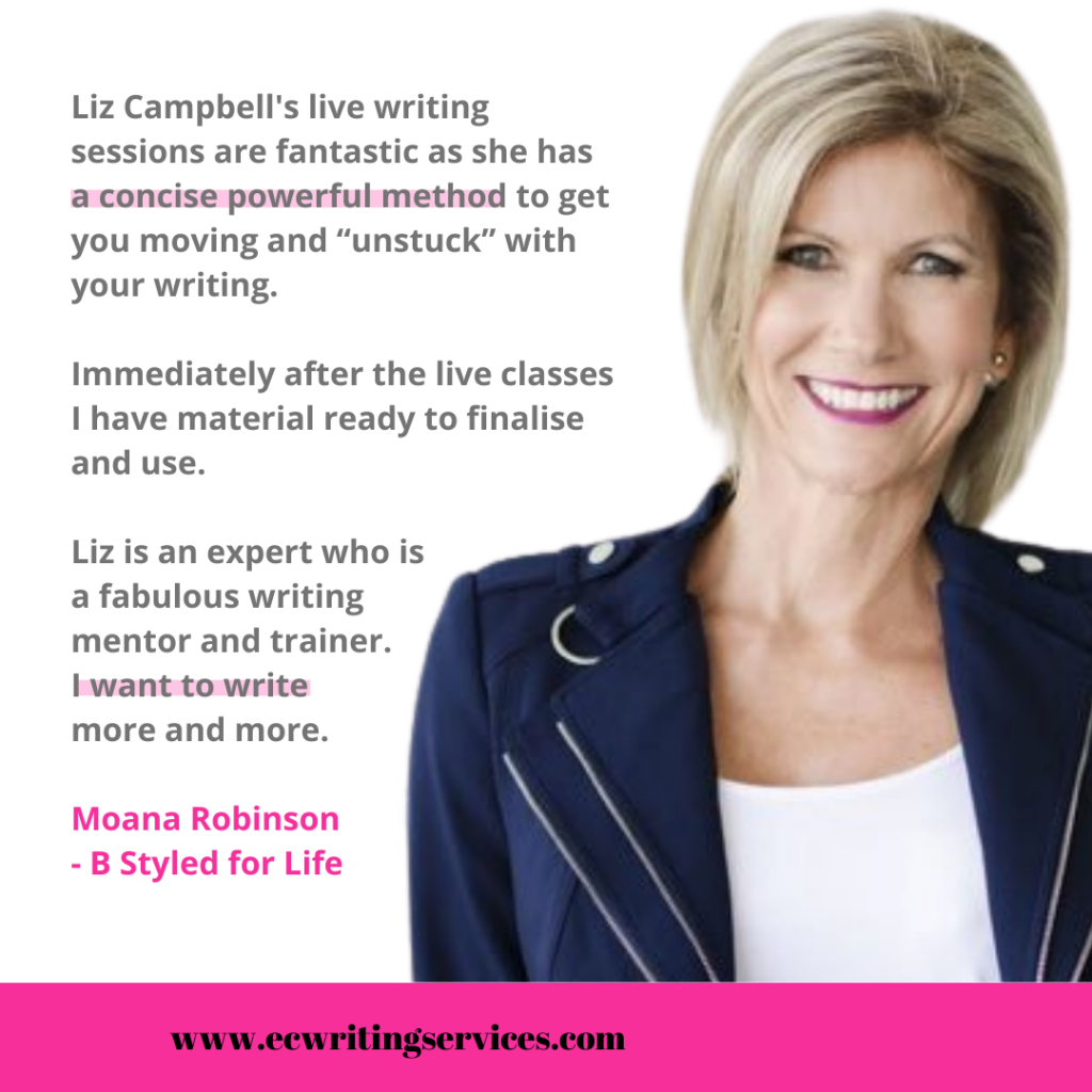 EC Writing Services / Wow School Global - clients we've worked with testimonial - Elizabeth Campbell