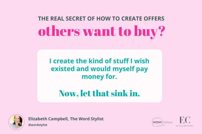 How to confidently turn your idea into a profitable piece of content that gets leads, clients, and opportunities