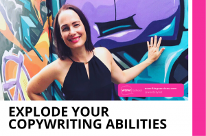Clubhouse, blogging, and tapping: How to actually explode your copywriting abilities | Elizabeth Campbell