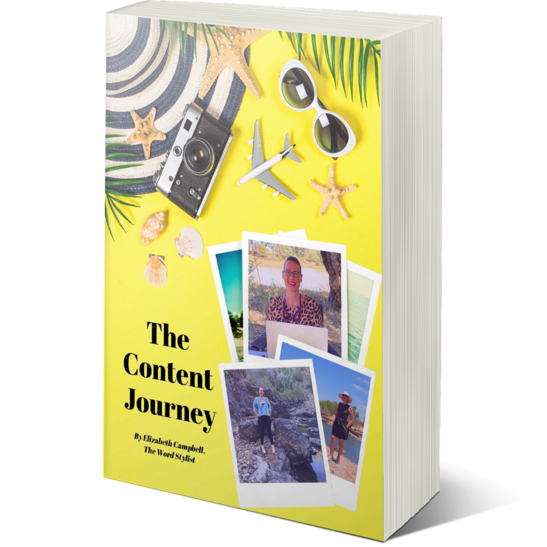 The Content Journey by Elizabeth Campbell The Word Stylist