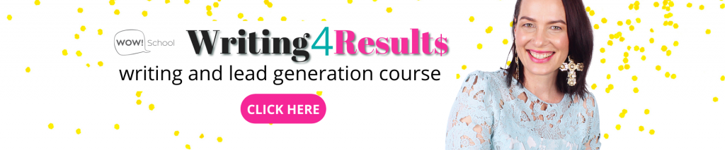 Writing For Results writing course Elizabeth Campbell Wow School / EC Writing Services