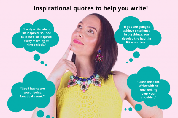 Content Writing Habits | Elizabeth Campbell Wow School Global