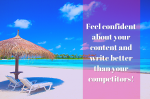 How to write better content than your competitors   Elizabeth Campbell Wow School Global