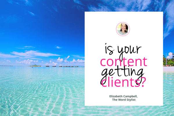 How to get more clients | Elizabeth Campbell Wow School Global EC Writing Services