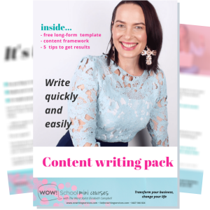 Content Writing pack (1)